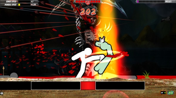 One Finger Death Punch 2 (PC) - Steam Key - GLOBAL - 3