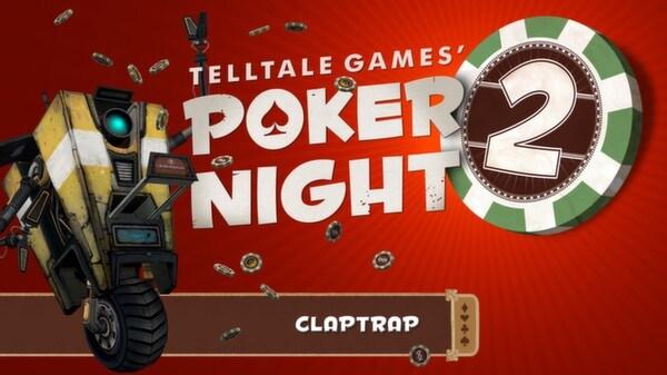 Poker Night 2 Steam Key GLOBAL - 4