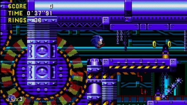 Sonic CD Steam Key GLOBAL - 2