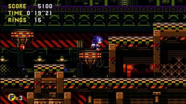 Sonic CD Steam Key GLOBAL - 3