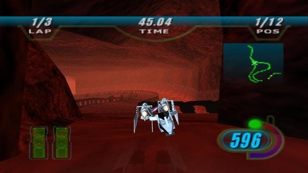 STAR WARS Episode I Racer (PC) - Steam Key - GLOBAL - 2