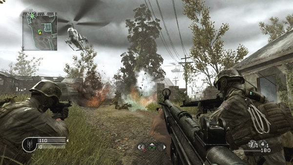 Call of Duty 4: Modern Warfare Steam Key GLOBAL - 3