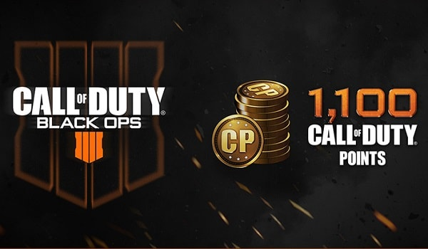 Black Ops 4 Points (Xbox One) 1100 CP - Xbox Live Key - GLOBAL - 1