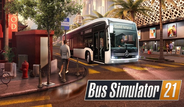 Bus Simulator 21 (PC) - Steam Key - GLOBAL - 2