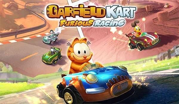 Garfield Kart - Furious Racing (PC) - Steam Key - GLOBAL - 2