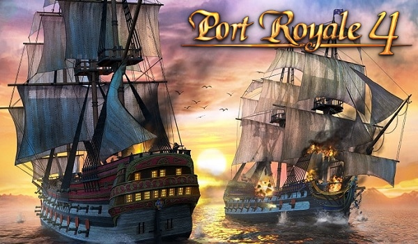 Port Royale 4 (PC) - Steam Key - GLOBAL - 2