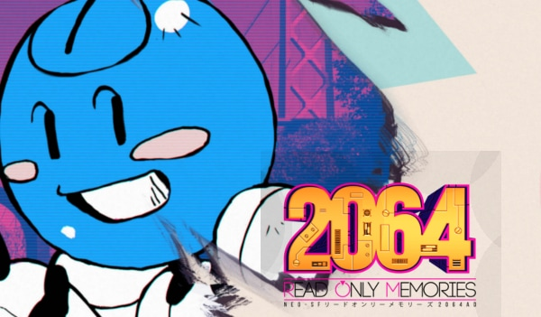 2064: Read Only Memories Steam Key GLOBAL - 2