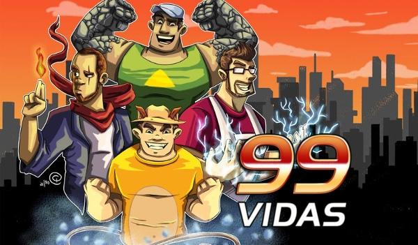 99Vidas Steam Key GLOBAL - 2