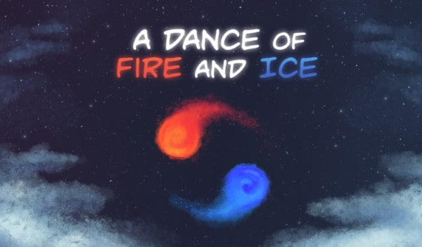 A Dance of Fire and Ice (PC) - Steam Gift - EUROPE - 2