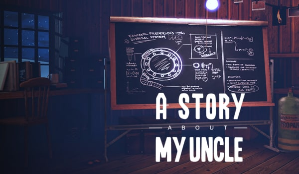 A Story About My Uncle Steam Key GLOBAL - 2
