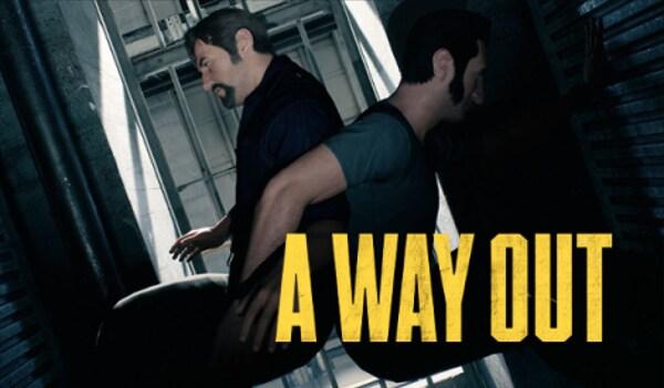 A Way Out Origin Key GLOBAL - 2