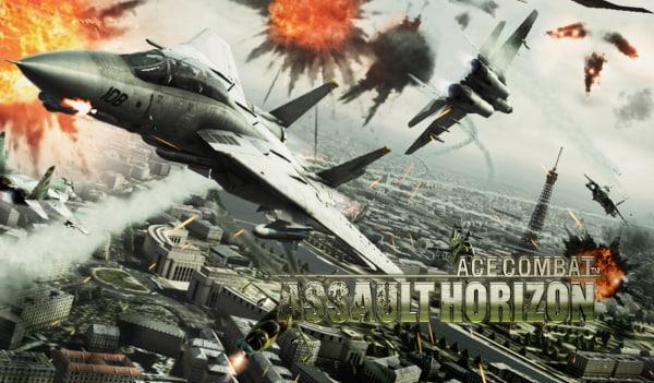 Ace Combat: Assault Horizon Enhanced Edition Steam Key GLOBAL - 2