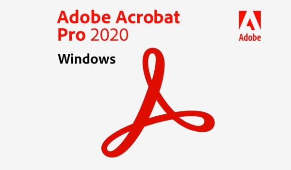 Adobe Acrobat Pro 2020 (PC) - 1 Device - Adobe Key - GLOBAL (English) - 1