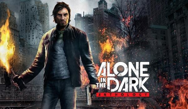 Alone in the Dark Anthology Steam Key GLOBAL - 2