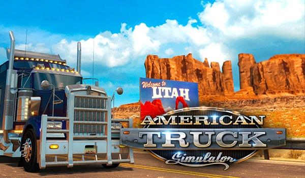 American Truck Simulator Steam Key GLOBAL - 2