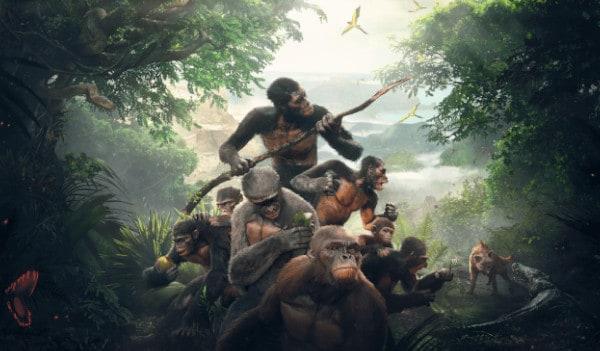 Ancestors: The Humankind Odyssey (PC) - Steam Key - GLOBAL - 2