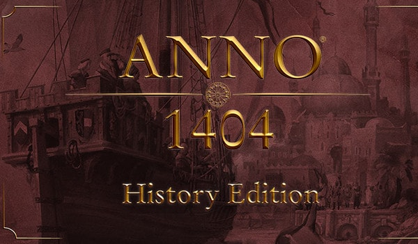 Anno 1404 - History Edition (PC) - Ubisoft Connect Key - GLOBAL - 1