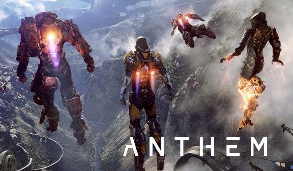 Anthem PSN Key PS4 UNITED STATES - 2
