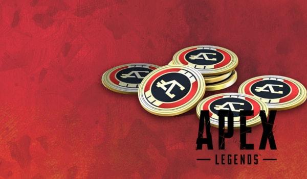 Apex Legends - Apex Coins Origin 1 000 Points GLOBAL - 1