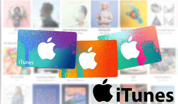 Apple iTunes Gift Card 100 USD - iTunes Key - UNITED STATES - 1