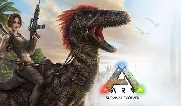 ARK: Survival Evolved (Nintendo Switch) - Nintendo Key - EUROPE - 2
