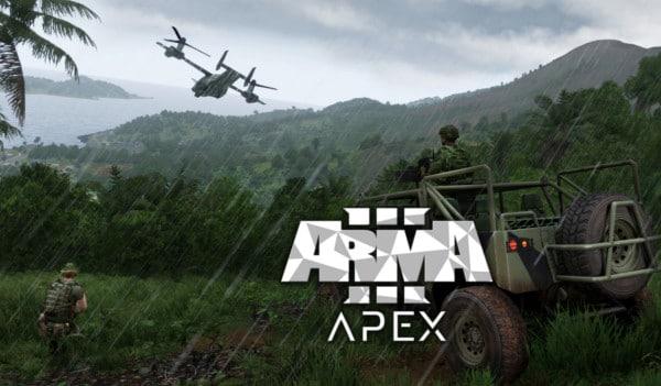 Arma 3 Apex Steam Key GLOBAL - 2