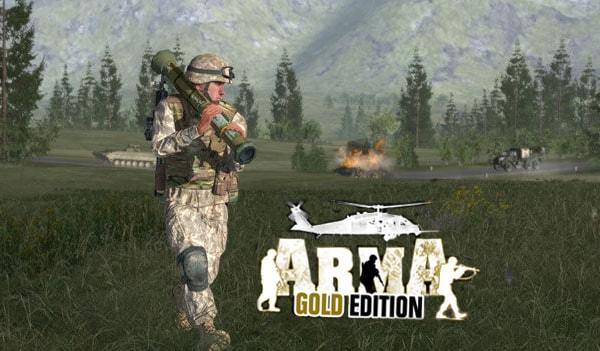 Arma: Gold Edition Steam Key GLOBAL - 3