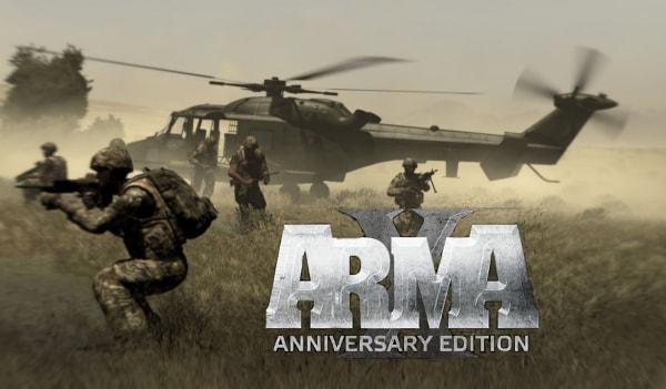 ARMA X: Anniversary Edition Steam Key GLOBAL - 3