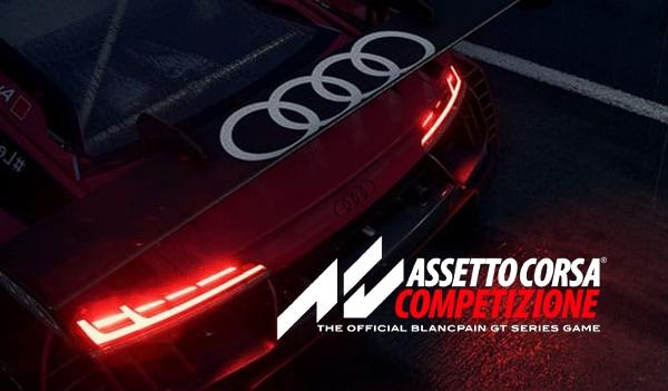 Assetto Corsa Competizione Steam Gift GLOBAL - 2