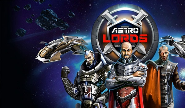 Astro Lords: Oort Cloud - MOBA: Two Stations 25 Key GLOBAL - 2