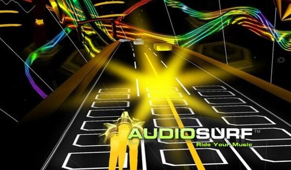AudioSurf Steam Key GLOBAL - 2