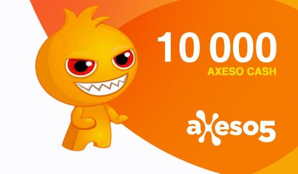Axesocash - 10,000 GLOBAL - 1