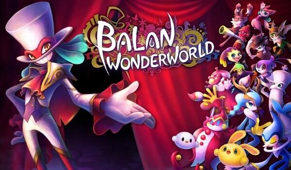Balan Wonderworld (Xbox Series X) - Xbox Live Key - UNITED STATES - 2