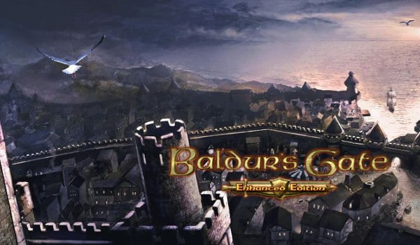 Baldur's Gate: Enhanced Edition Steam Key GLOBAL - 2