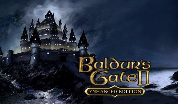 Baldur's Gate II: Enhanced Edition Steam Key GLOBAL - 2