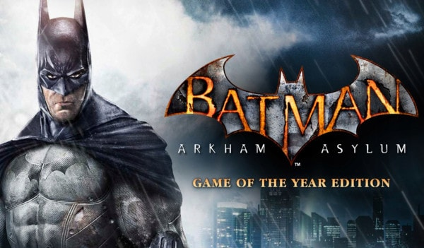 Batman: Arkham Asylum GOTY (PC) - Steam Key - GLOBAL - 2