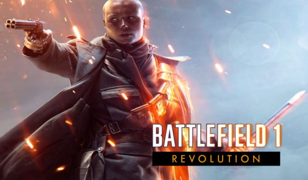 Battlefield 1 Revolution Origin Key GLOBAL - 2