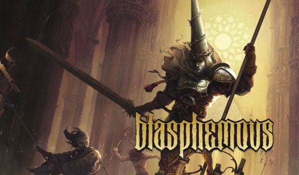 Blasphemous (PC) - Steam Key - GLOBAL - 2