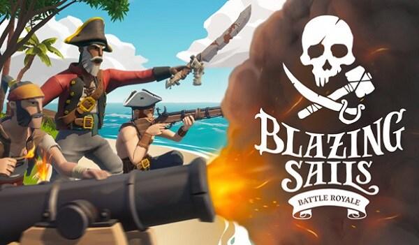 Blazing Sails: Pirate Battle Royale (PC) - Steam Key - RU/CIS - 2