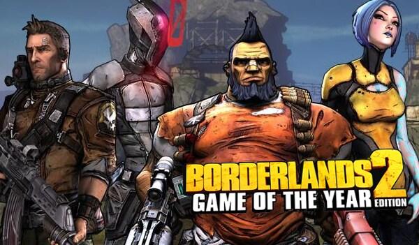Borderlands 2 GOTY Steam Key GLOBAL - 3