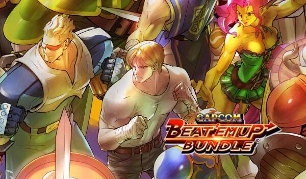 Capcom Beat 'Em Up Bundle Steam Key GLOBAL - 2