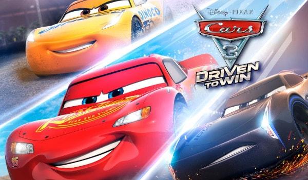 Cars 3: Driven to Win (Nintendo Switch) - Nintendo Key - EUROPE - 1