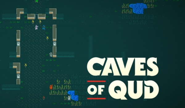 Caves of Qud Steam Gift GLOBAL - 2