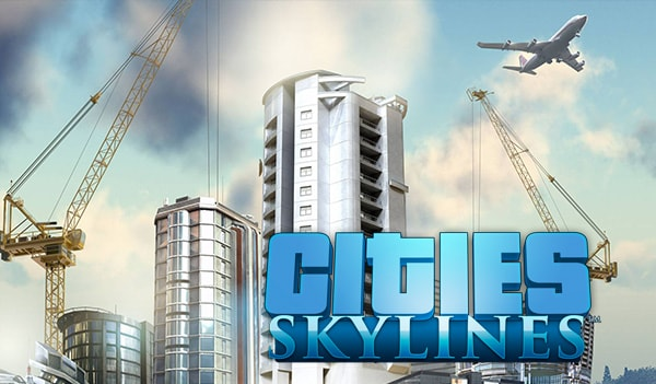 Cities: Skylines Deluxe Edition Steam Key GLOBAL - 3
