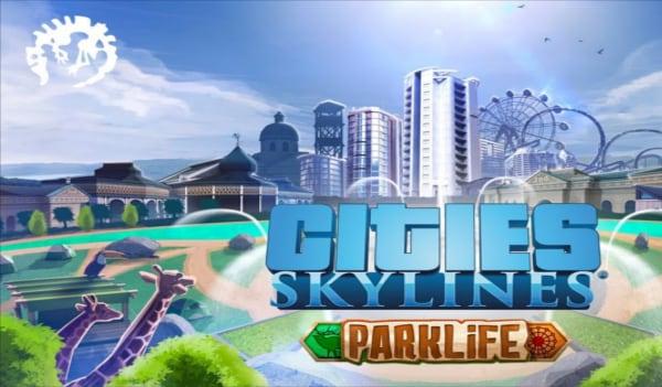 Cities: Skylines - Parklife (PC) - Steam Key - GLOBAL - 2