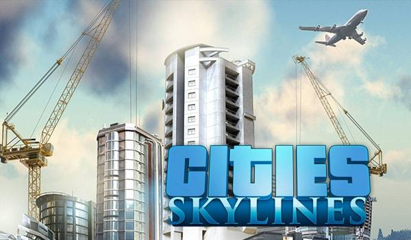 Cities: Skylines (Xbox One) - Xbox Live Key - EUROPE - 2