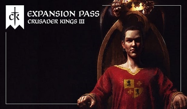 Crusader Kings III: Expansion Pass (PC) - Steam Key - GLOBAL - 1
