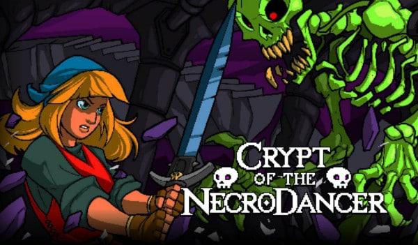 Crypt of the NecroDancer Steam Key GLOBAL - 2