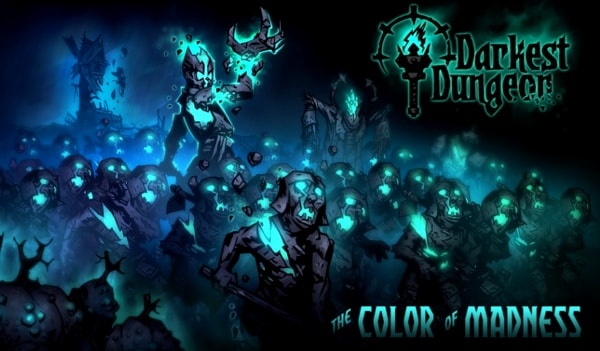 Darkest Dungeon: The Color Of Madness Steam Key GLOBAL - 2