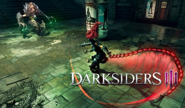 Darksiders III Steam Key GLOBAL - 2